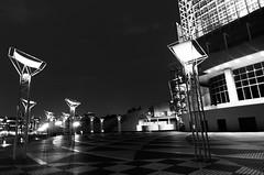 The Harumi Passenger Ship Terminal (mila-sera) Tags: japan tokyo pentax nightview nighr da15mm k5iis