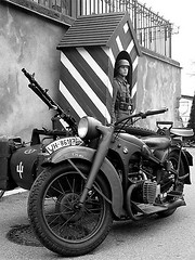 """Motos at War • <a style=""""font-size:0.8em;"""" href=""""http://www.flickr.com/photos/81723459@N04/14462936264/"""" target=""""_blank"""">View on Flickr</a>"""