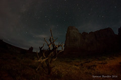 Moab-7 (Spencer Bawden Photography) Tags: park nature rock stone night stars outdoors photography utah sandstone national moab spencer bawden spazoto