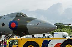 Vulcan XH558 (xstc) Tags: nikon aircraft airshow vulcan farnborough xh558 nikon70300mm d5100