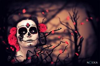 Mexican Deathmask - día-de-muertos