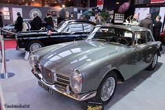 Facel Vega Facel 6 1964 (tautaudu02) Tags: auto 6 cars automobile moto vega coches vi voitures 2014 facel rtromobile