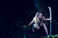 (kinotek) Tags: seattle fashion night forest woods nikon ashley warrior select 35mmf18 d7000