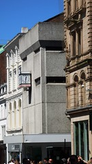 Brutalist Lord Street, Liverpool (Twizzer88) Tags: city uk greatbritain england shop architecture liverpool shopping concrete unitedkingdom britain modernism lancashire brutalism modernist brutalist merseyside