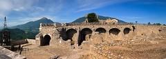 Panoramica della Fortezza di Civitella del Tronto (Alessandro Pantano) Tags: del italia pantano panoramica abruzzo fortezza tronto civitella alessandropantano