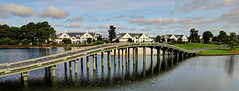 Bridge at Baywood Greens Golf Course, DE...IMG_2948_49_50_fusedA (dklaughman) Tags: golf delaware hdr photomatix baywoodgreens thebestofhdr