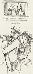 """Image from page 187 of """"La vie hors de chez soi (comédie de notre temps) l'hiver, le printemps, l'été, l'automne; études au crayon et à la plume"""" (1876)"""