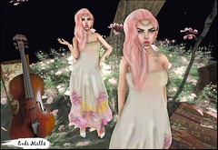 Look #25 (Endi Mills  I close my blog.) Tags: flowers summer look fashion blog outfit dress avatar details blogger bloggers elegant fashionlook