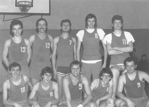 Collegno Basket Promozione 1974