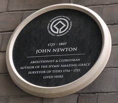 "City of Liverpool Heritage Plaque John Newton • <a style=""font-size:0.8em;"" href=""http://www.flickr.com/photos/9840291@N03/14839260072/"" target=""_blank"">View on Flickr</a>"
