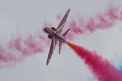 Smokin'! (Emilpix) Tags: redarrows barryisland