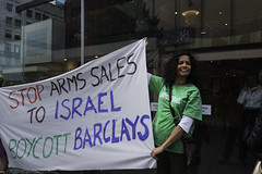 Boycott Barclays, Manchester, 2014 (I saw_that) Tags: manchester protest uncool boycott barclays freepalestine uncool2 uncool4 uncool5 uncool6 uncool7 boycottisreal
