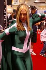 SDCC 2007 0635 (Photography by J Krolak) Tags: costume cosplay masquerade rogue marvel comiccon marvelcomics sdcc sandiegocomiccon sandiegocomiccon2007 sdcc2007
