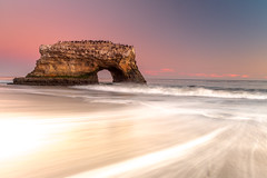 Natural Bridges State Beach (rodynvivi) Tags: canon eos mark iii 5d usm f4l ef1740mm naturalbridgesstatebeachsantacruzsunsetlongexposure