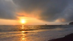 Rialto Beach, La Push, Washington (George Reader DC) Tags: ocean water washington seascapes pacificocean seacoast lapush