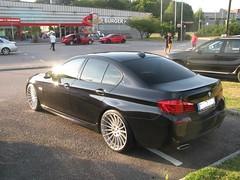 BMW 535d M Sport F10 (nakhon100) Tags: cars sport diesel f10 m bmw 5series 535d 5er