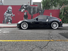 "WORK XSA04C on Nissan 370Z • <a style=""font-size:0.8em;"" href=""http://www.flickr.com/photos/64399356@N08/14937861802/"" target=""_blank"">View on Flickr</a>"