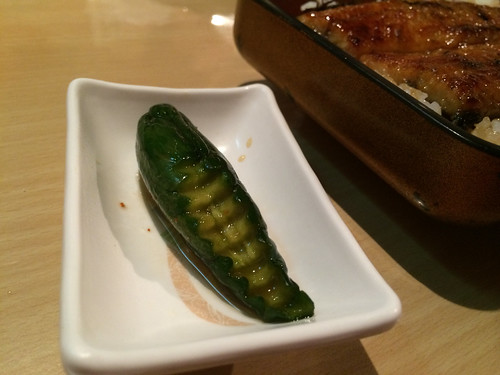20140729  土用の丑の日吃鰻魚飯,梅子 鰻蒲燒專賣店@台北