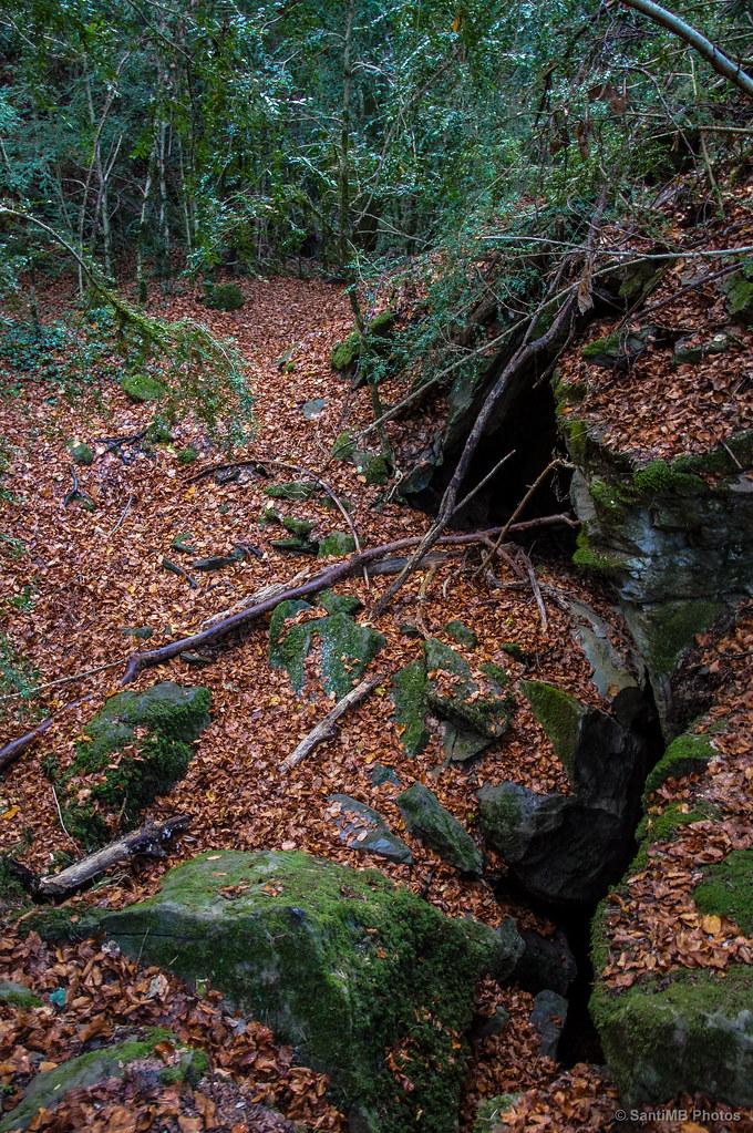 Terreno fracturado