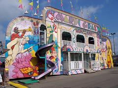 OH Columbus - Mardi Gras (scottamus) Tags: park columbus ohio amusement ride fair mardigras attraction franklincounty ohiostatefair