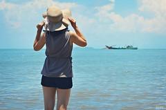 DSC_5888 (haquan145) Tags: travel woman mountain beach nature beauty vietnamese fresh vietnam kiengiang hatien