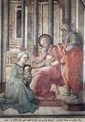 The Gospel of St. Luke 01  57-66 - The birth and circumcision of Saint John the Baptist 1 - by Amgad Ellia 10 (Amgad Ellia) Tags: saint st by john luke birth 01 baptist circumcision gospel amgad ellia the 5766