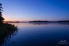 Sunrise at Lough Ramor (Ronan McCormick) Tags: blue ireland lake forest sunrise canon dawn virginia cavan forestpark deerpark loughramor riverblackwater ilobsterit