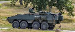 Ptgb360_P7_Revingehed_2014 (Pingo2002) Tags: canon soldier army fire 360 vehicle combat patria p7 2014 armoured amv frsvarsmakten pansar revingehed revinge stridsfordon armn ptgb