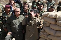 premier Nechirvan Barzani (Kurdistan Photo ) Tags: democracy refugee unhcr kurdish barzani kurd   peshmerga peshmerge   kurdene          hermakurdistan