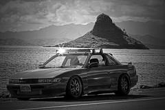 IMG_5468 (aaron_boost) Tags: tourism hawaii nissan oahu tourist honolulu hks 240sx nismo 200sx apexi s13 sr20det workwheels workemotion gt2871r aaronboost workxd9 dualn1 aaronboostgarage coupelove