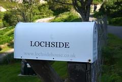 Lochside Postbox