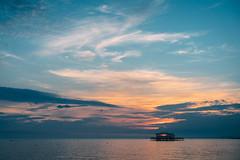 Beach of the Setting Sun (chris.chabot) Tags:
