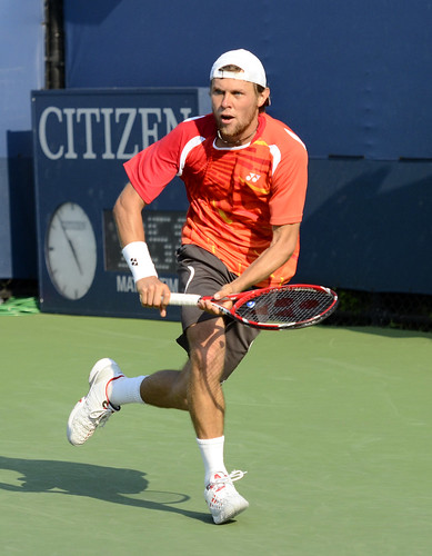 Radu Albot - 2014 US Open (Tennis) - Tournament - Radu Albot