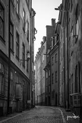 Prästgatan (jonashellsen) Tags: city architecture sweden stockholm citylife nd prästgatan