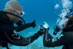 Bahamas09_2599 (PADI Image Library) Tags: rescue superhero bahamas lionfish ppb dupwarmwater regretreval legcrampuw