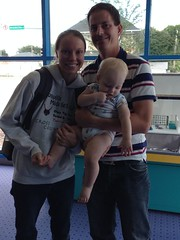"""Paul's First Birthday at DuPage Children's Museum • <a style=""""font-size:0.8em;"""" href=""""http://www.flickr.com/photos/109120354@N07/15128562590/"""" target=""""_blank"""">View on Flickr</a>"""