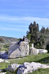 Autorretrato campirano (Sergio_Gutierrez) Tags: chile naturaleza selfportrait nature rock self landscape autorretrato roca