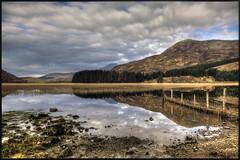 Loch Cill Chriosd (Scape) Tags: cloud mountain lake skye nature montagne landscape scotland united lac kingdom loch nuage paysage isle hdr ecosse cill royaumeuni chriosd