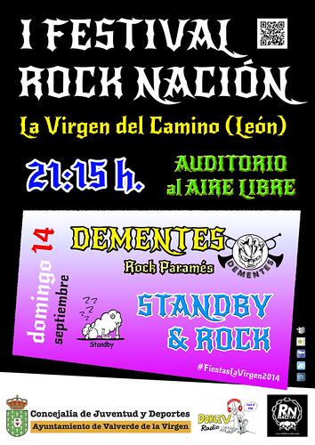 "I Festival Rock Nación • <a style=""font-size:0.8em;"" href=""http://www.flickr.com/photos/66442093@N08/15173071486/"" target=""_blank"">View on Flickr</a>"