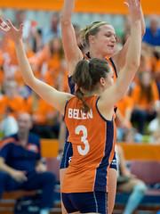 P9071881b (roel.ubels) Tags: sport deutschland nederland trophy volleyball leek dela volleybal oranje duitsland 2014
