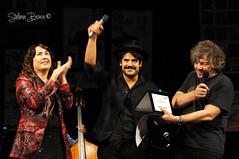 Premio PIMI 2014 (Guarda Nuvole) Tags: music canon sony evento almonte supersantos sonyalpha mei20 mannarino sony700 alessandromannarino bardellarabbia sonya77 sonya580 sony580 mei2014 almontelivetour2014 stefaniabesca