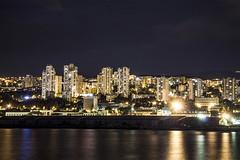 Rijeka (Tin Puvaa) Tags: light 30 night canon landscape photography eos nightscape skyscrapers iii efs1855mm croatia 100 mm 500 myphoto hrvatska rijeka f3556 1100d 56