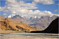 Spiti valley (mala singh) Tags: india mountains clouds river ngc valley himalayas spiti himachalpradesh