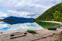 Walchensee, Germany - 7 (www.bazpics.com) Tags: lake holiday germany de bayern deutschland bavaria urlaub may mai walchensee 2015 jachenau walchen