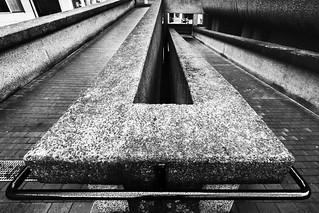 Ramp it up, Barbican