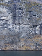 glacial cut (kadircelep) Tags: bergen norway nærøyfjord fjord landscape nature mountain rock rocky winter cold
