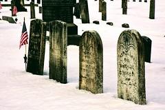 Snow-Cemetary (pmorris73) Tags: montague massachusetts cemetary grandarmyoftherepublic century 2cee 3cee 4cee 5cee