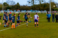 Witney 3's vs Swindon College-1058