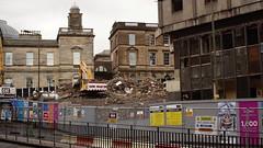 Edinburgh's most unloved buildings (smcneem) Tags: stjames edinburgh brutalistarchitecture uglybuildings demolition theturd