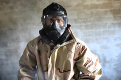 150318-M-LV138-366 (SAnderson7658) Tags: gaschamber marines usmc pacificmarines csgas cbrn marforpac hawaii training marinecorpsbasehawaii unitedstates us